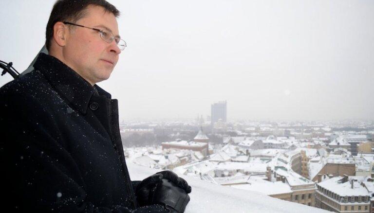 Домбровскис возглавляет правительство уже четыре года