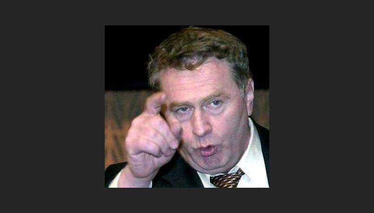 Жириновский уверен, что на выборах президента победил Зюганов