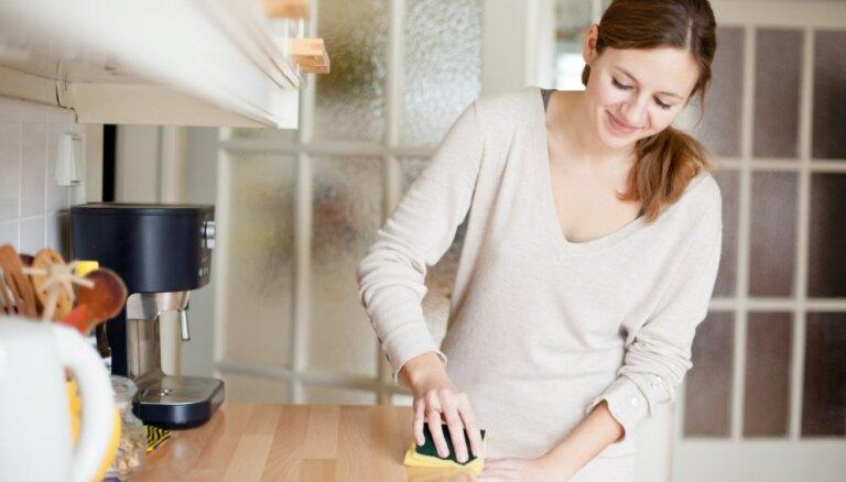 Tīrīšanas un kārtošanas darbi mājās, kas būtu jāpaveic katru dienu