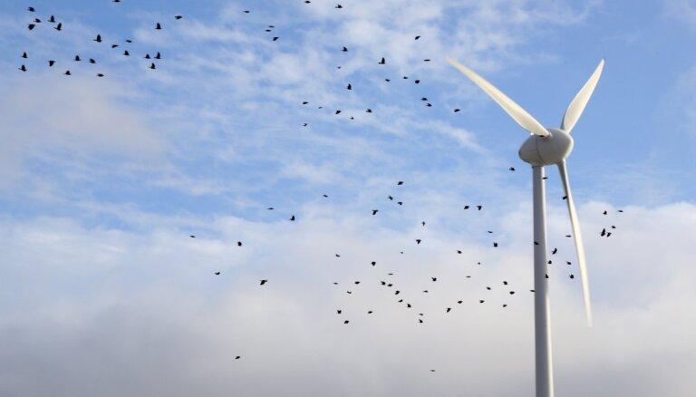 Atkārtoti pārdod 'PNB Bankas' grupas uzņēmuma vēja ģeneratorus