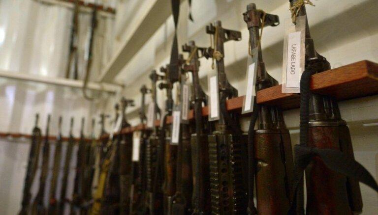 Немецкая полиция предлагает ЕС выкупить оружие в балканских странах