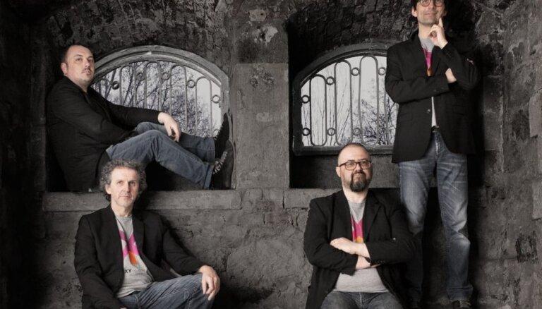 Rīgā uzstāsies itāļu jaunā džeza prominentā apvienība 'XY Quartet'