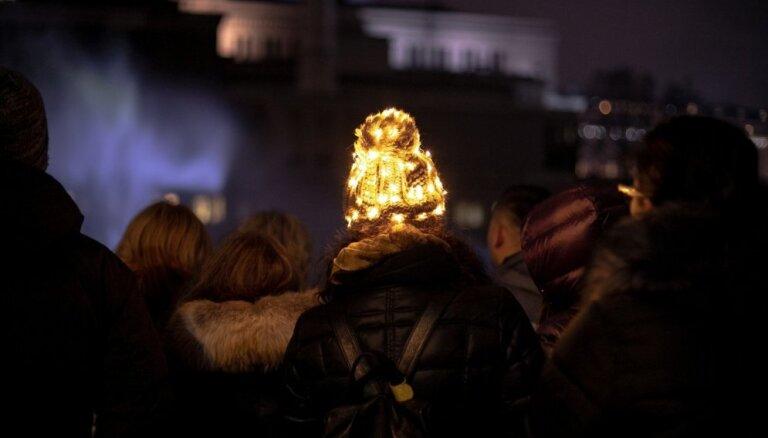 Simtgades 'Staro Rīga 2018' apmeklējuši vairāk nekā 350 000 skatītāju