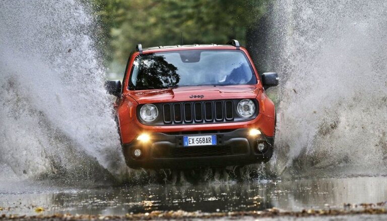75 gadu jubileju 'Jeep' sagaida ar rekordlieliem pārdošanas apjomiem