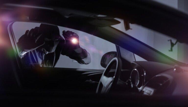 Грабители избили водителя, после чего угнали кроссовер Nissan X Trail