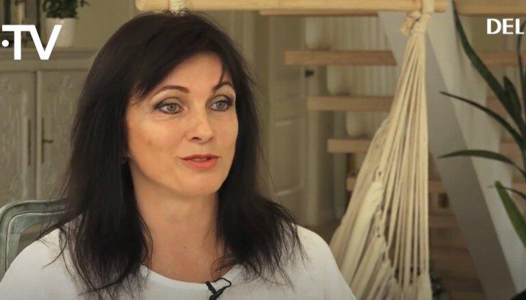 Inese Prisjolkova: kļuvu par māti neilgi pirms savas 50. dzimšanas dienas