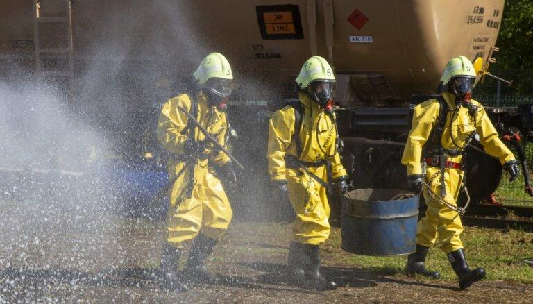 Trešdien ugunsgrēkā Salaspils novadā bojā gājuši divi cilvēki