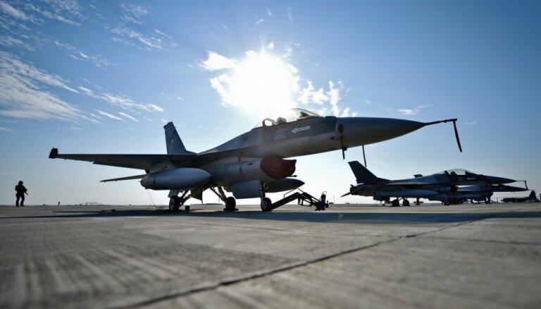 ASV un Izraēlas nesaskaņas apdraud F-16 iznīcinātāju piegādi Horvātijai