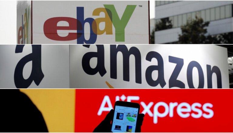Pētījums: divas trešdaļas no 250 precēm, kas iegādātas tiešsaistē, neatbilst drošuma prasībām