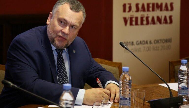 CVK nav saņēmusi sūdzības, kas liecinātu par rezultātu apstrīdēšanu