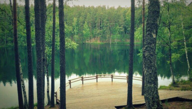 Пять мест в Латвии, которые связывают с нечистой силой