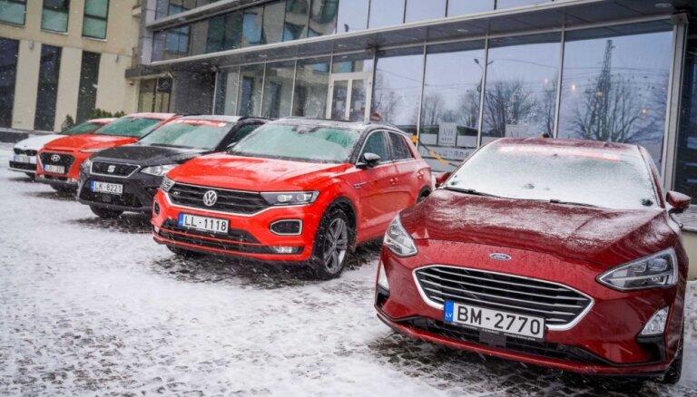 Nosaukti 'Latvijas Gada auto 2019' titulu ieguvēji