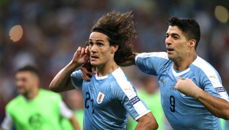 'Copa America' noskaidroti visi ceturtdaļfināla dueļi