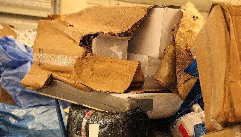 Latvijas Pasts bojātā veidā saņēmis gandrīz 160 pasta sūtījumu no Nīderlandes
