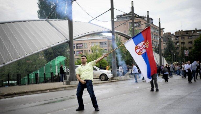 Bloomberg: Косово объявило торговую войну Сербии