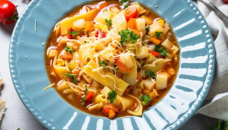 Минестроне – хит овощного сезона: как правильно приготовить любимый суп итальянцев