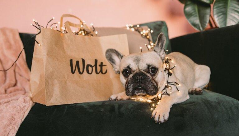Ienes svētkus savās mājās ar 'Wolt' decembra jaunumiem