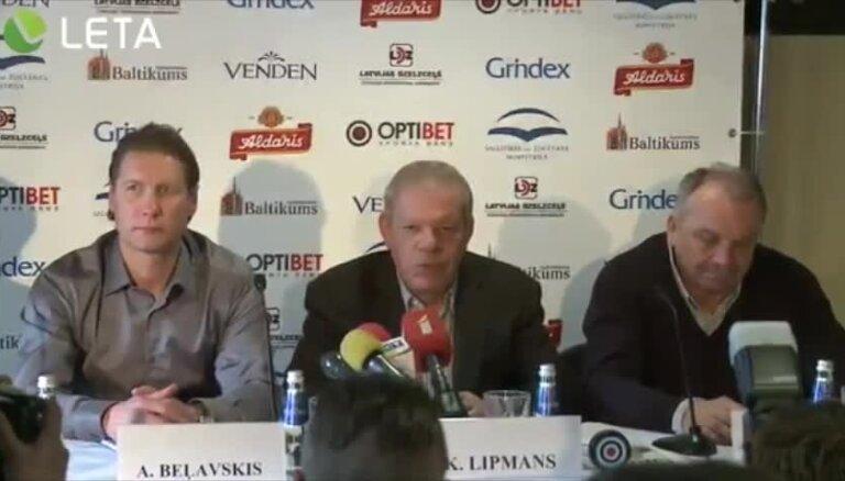 Zināms Latvijas hokeja izlases sastāvs dalībai pasaules čempionātā