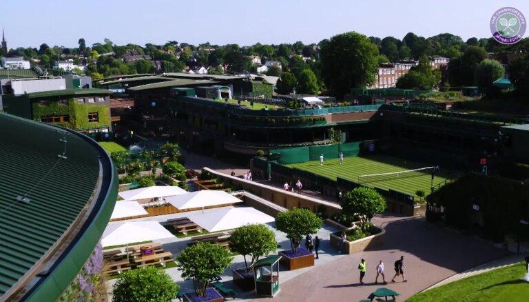 Vimbldonas tenisa čempionāts, 9. jūlijs