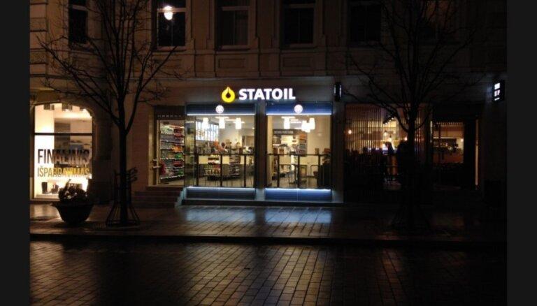 В Риге откроется магазин Statoil