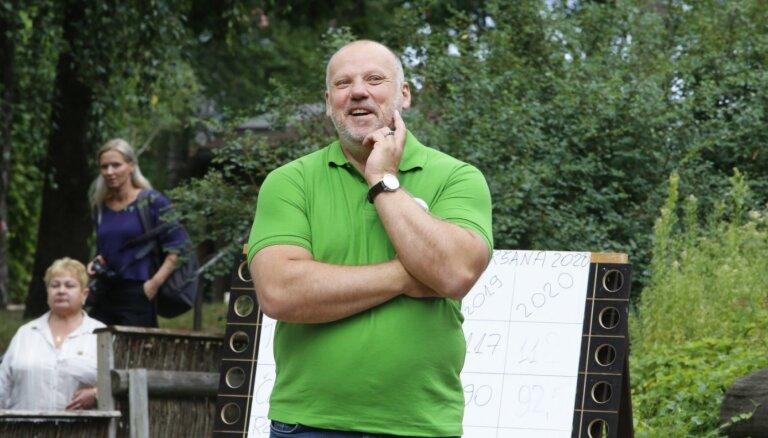 Raimonds Bergmanis ievēlēts par Latvija Šaušanas federācijas prezidentu