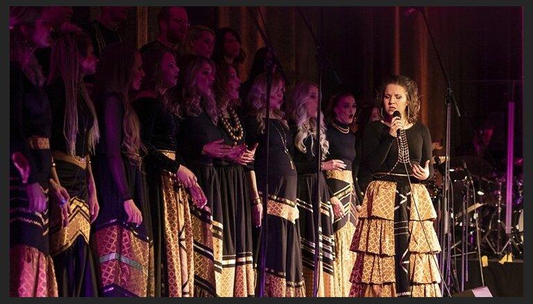 Ar Lieldienu koncertu 'Lielajā dzintarā' uzstāsies Rīgas gospelkoris un Kristīne Prauliņa