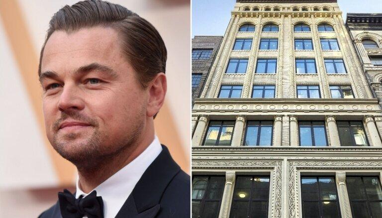 """ФОТО: Ди Каприо продает свою холостяцкую квартиру в самом """"здоровом"""" доме Нью-Йорка"""