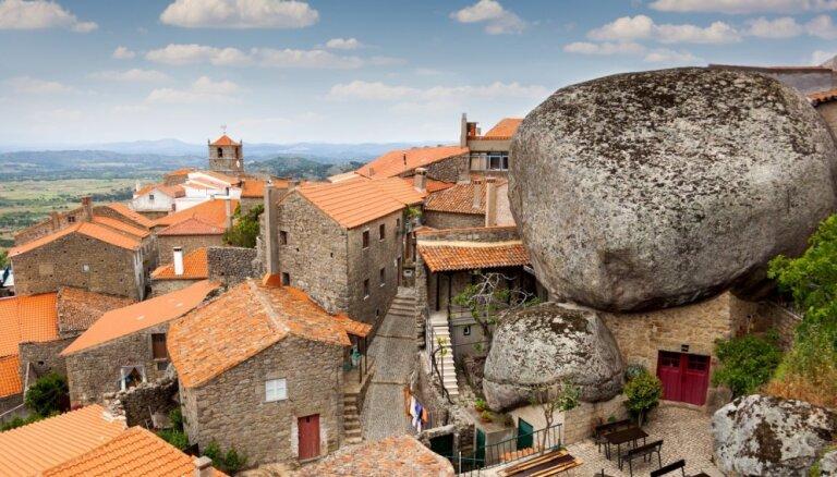 Eiropā pārspēti siltuma rekordi; Portugālē sarkanā trauksme viesuļvētras dēļ