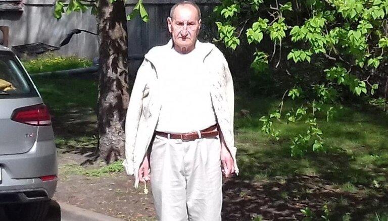 В Ильгюциемсе пропал 73-летний пенсионер