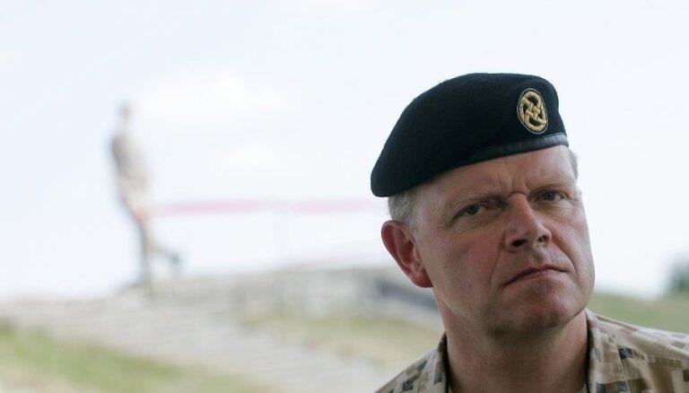 Командир армии Латвии: российских танков на улице Бривибас не будет