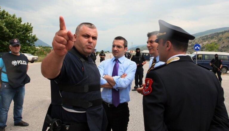 Bijušais Albānijas iekšlietu ministrs, iespējams, saistīts ar marihuānas kontrabandistiem