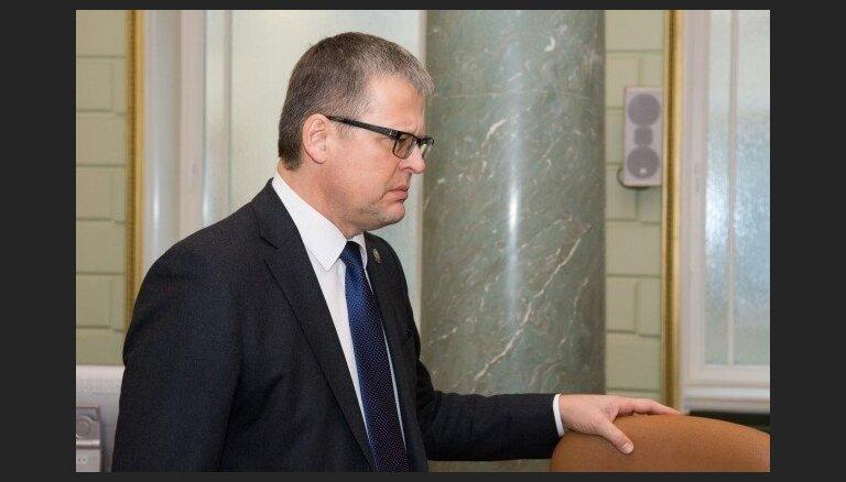 Belēvičs neplāno nolikt Saeimas deputāta mandātu