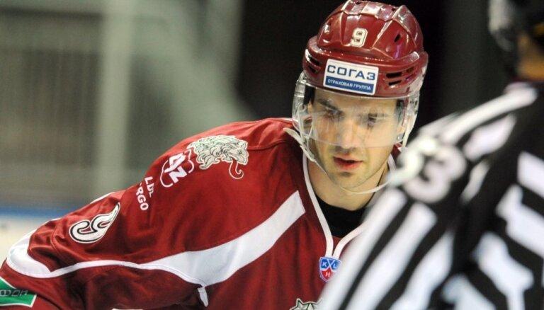 Krišjānim Rēdliham KHL sezona traumas dēļ jau noslēgusies