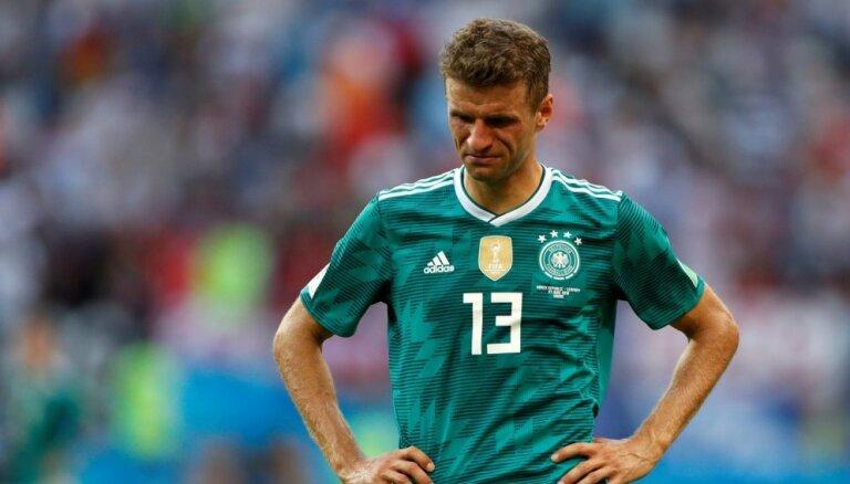 Tomass Millers nav atmetis cerības nākotnē tomēr spēlēt Vācijas izlasē