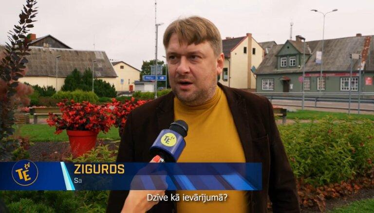 Svinot Līvānu 95. jubileju, izveidots asprātīgs video par 'grūto' dzīvi novadā