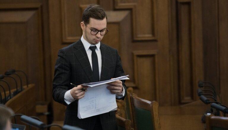 Emocijas nerimstas arī finiša taisnē – pēc Lieldienām Saeimā turpinās darbu pie novadu reformas