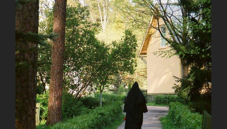 58 лет в монастыре. Как Ольга приехала из Белоруссии в Ригу и стала монахиней