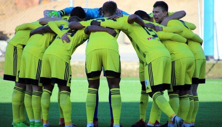 'Ventspils' futbolisti sarūpē RFS pirmo zaudējumu sezonā