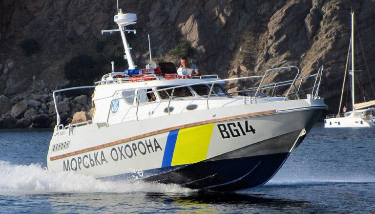 Ukraina par spīti blokādei paplašina Azovas floti