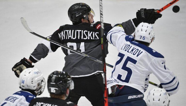 'Rīgas' hokejisti pārtraucu piecu zaudējumu sēriju MHL spēlēs