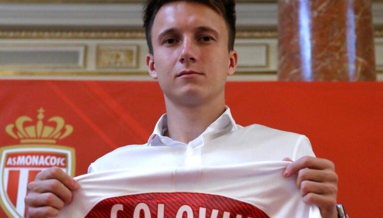 Jaunajam 'AS Monaco' pussargam 'piestiprina' krieviski runājošu palīdzi