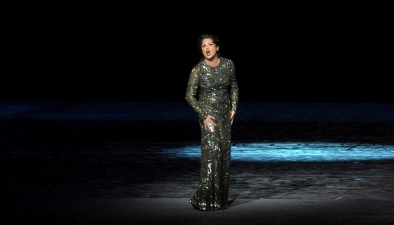 Новая сцена Мариинки открылась выступлением оперных звезд