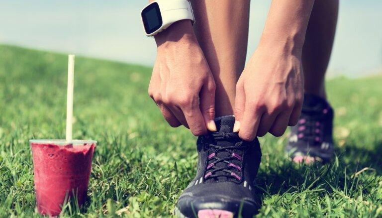Nepadodies pie pirmajām grūtībām. Ieteikumi, kā turpināt veselīgu dzīvesveidu