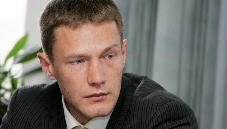 Freivalds pārtraucis darbu 'VRC Zasulauks'
