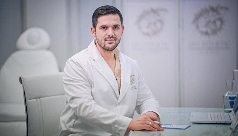 """Дмитрий Малошик: """"Проблему решает не просто дерматология, а сотрудничество между врачом и пациентом"""""""