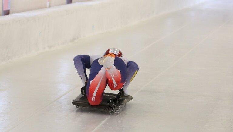 Covid-19 konstatēts sportistiem Siguldā pirms Pasaules kausa posma bobslejā un skeletonā