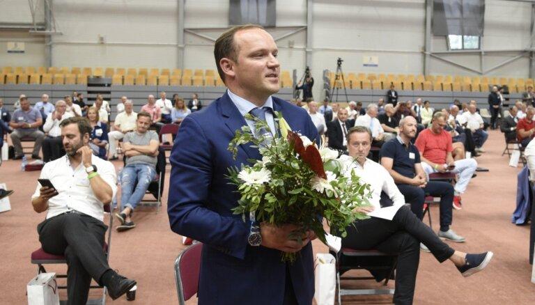 Latvijas Futbola federācijas kolektīvā vien negatīvas Covid-19 analīzes