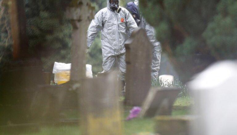 'Novičok' uzbrukums: Pasliktinājies saindētā Skripaļa veselības stāvoklis, ziņo medijs