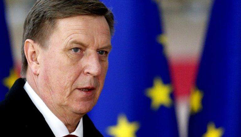 Кучинскис: политического кризиса в Латвии нет, но известный хаос есть