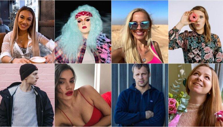 Publiskots jauns Latvijas ietekmīgāko influenceru tops